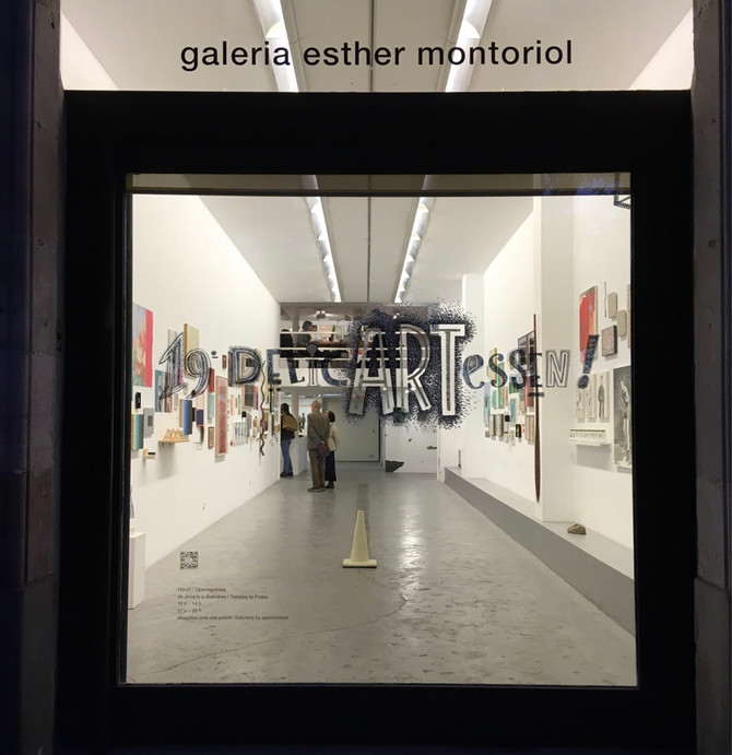 DelicARTessen19 en Galeria Esther Montoriol