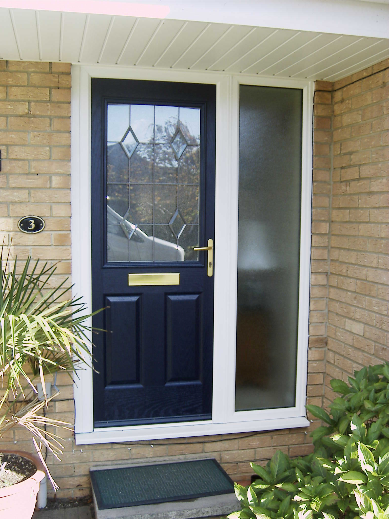 Columbus Composite Door