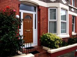 Oak Composite Door