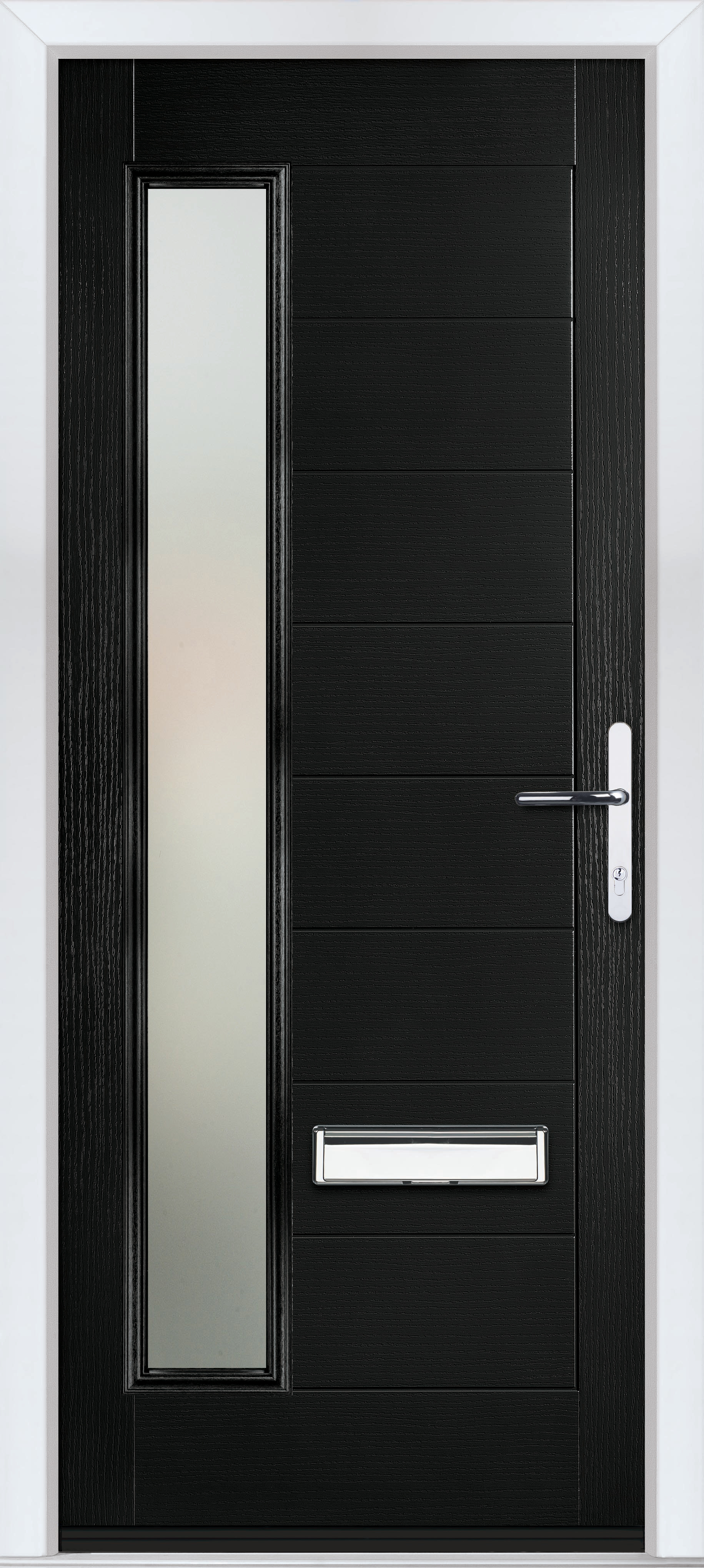 Verona Glazed Black