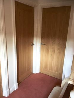 Oak Doors in Webheath