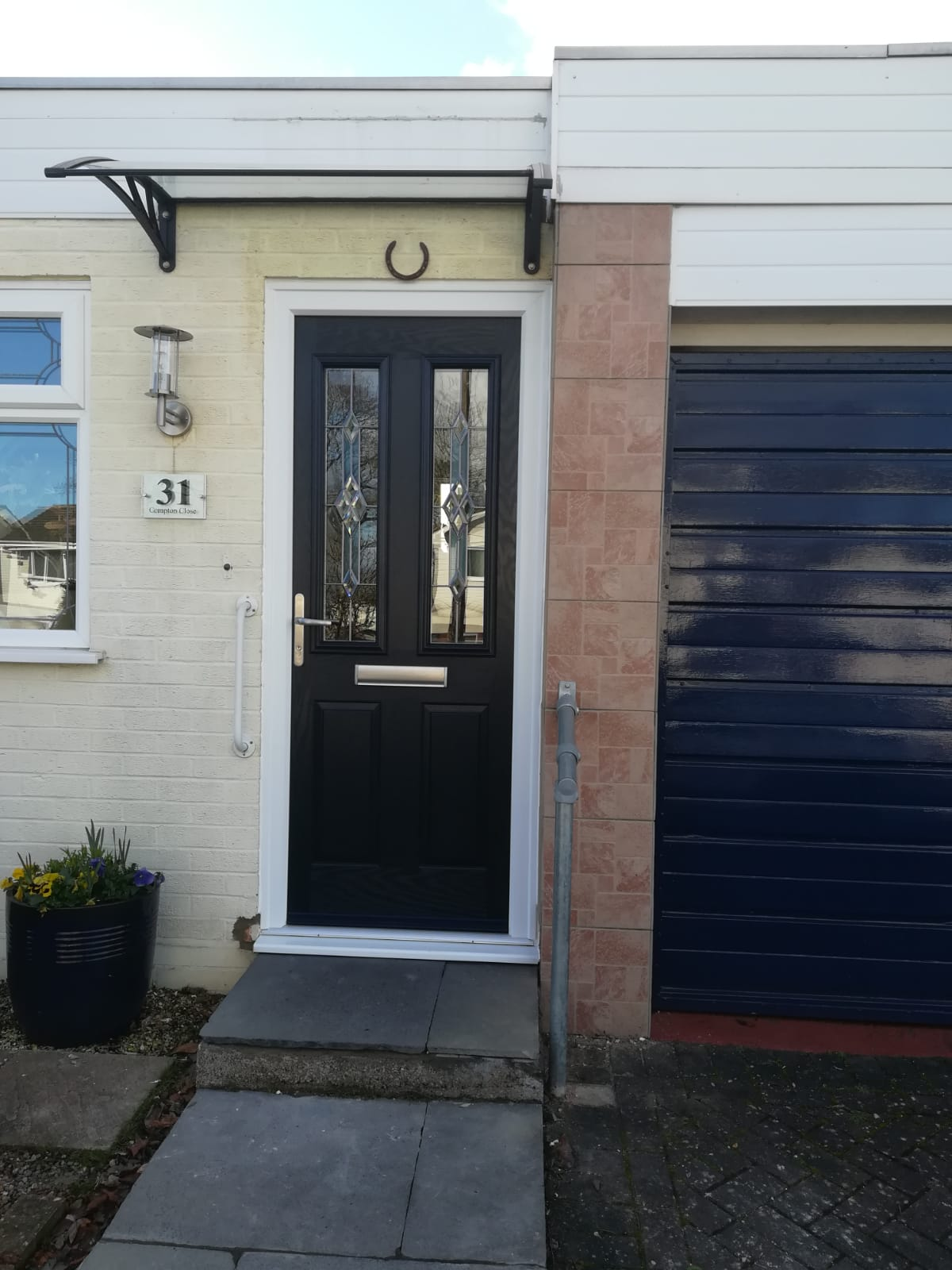 Southcrest Composite Door