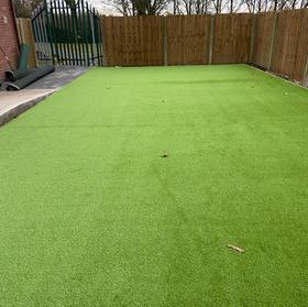 Artificial Grass For a School
