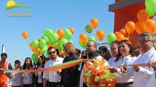 Inauguración del campo Deportivo Morelos