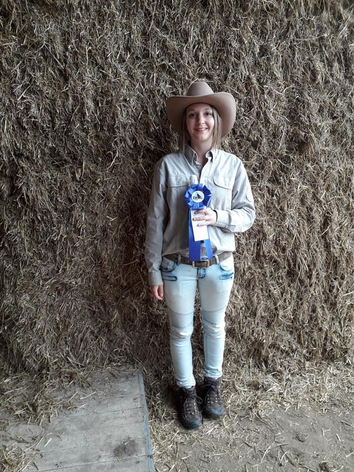 1. Platz Cattle Penning