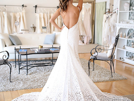 Wedding Gowns: Time to say 'Yes' to the dress!