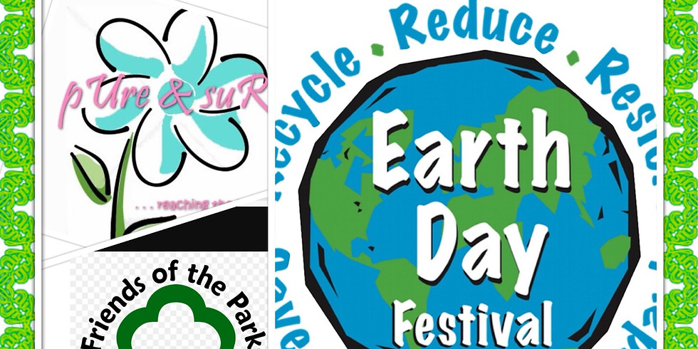 Pure and Sure's Annual Earth Day Clean-up.
