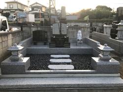 高崎市個人墓地  12㎡
