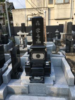 桐生市寺院墓地  2.7㎡