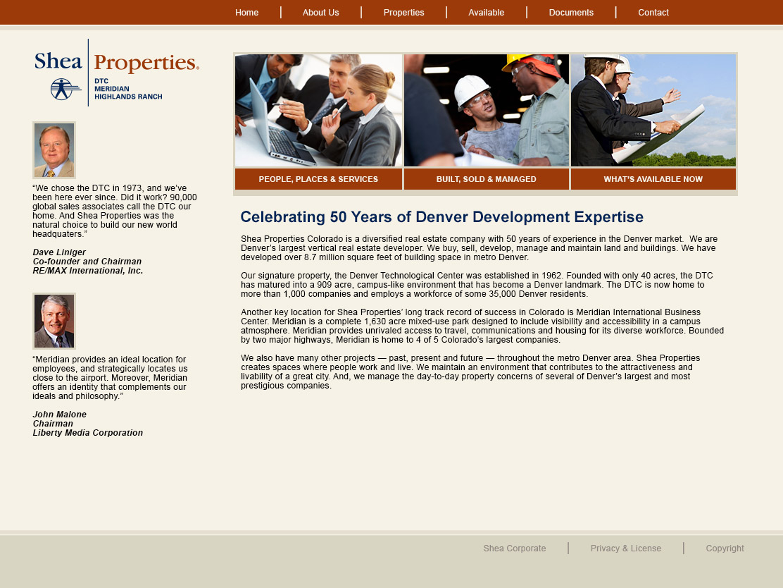 Shea Properties