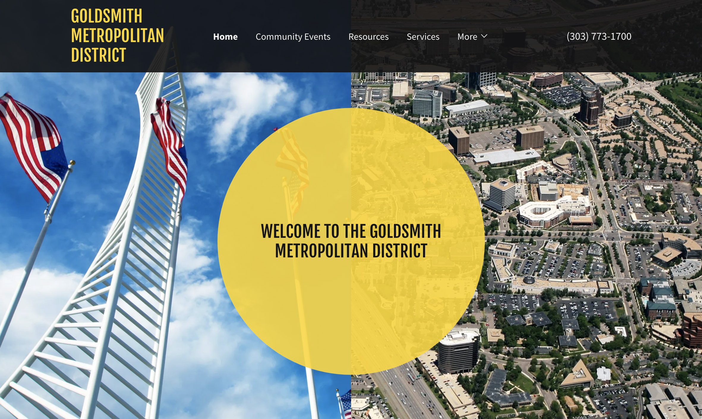 Goldsmith Metro District