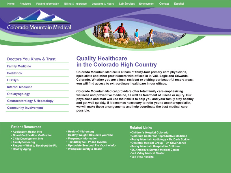Colorado Mountain Medical