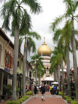 Quartier arabe