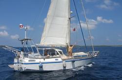 Sejlads til Chagos 013