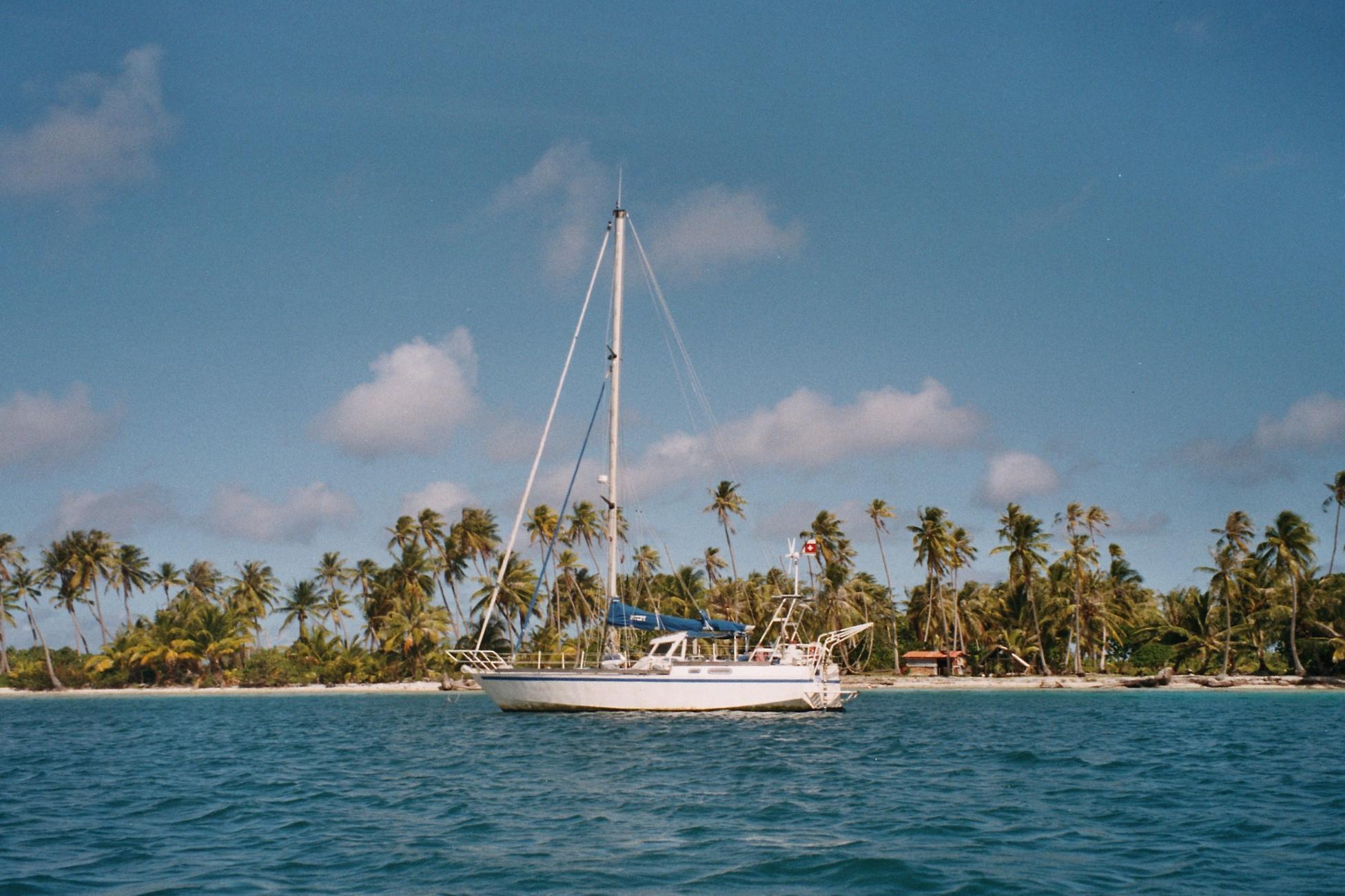 Atoll de Manihi