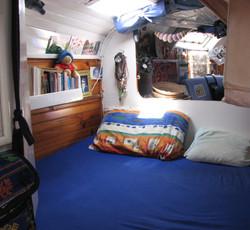 cabine coursive tribord