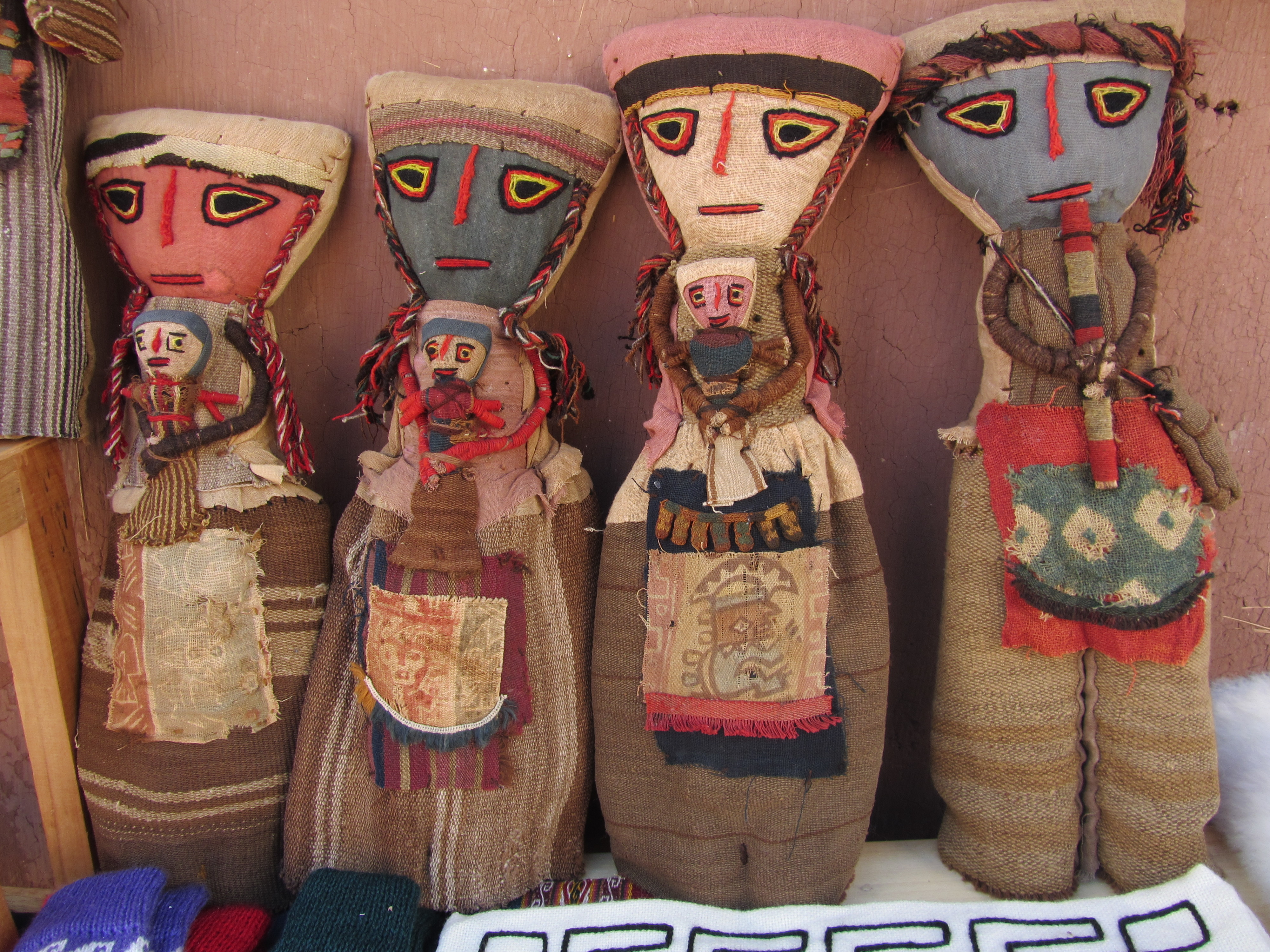 Artisanat péruvien