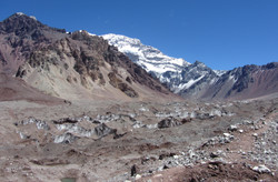 Face Sud de l'Aconcagua