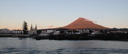 Pico et son volcan