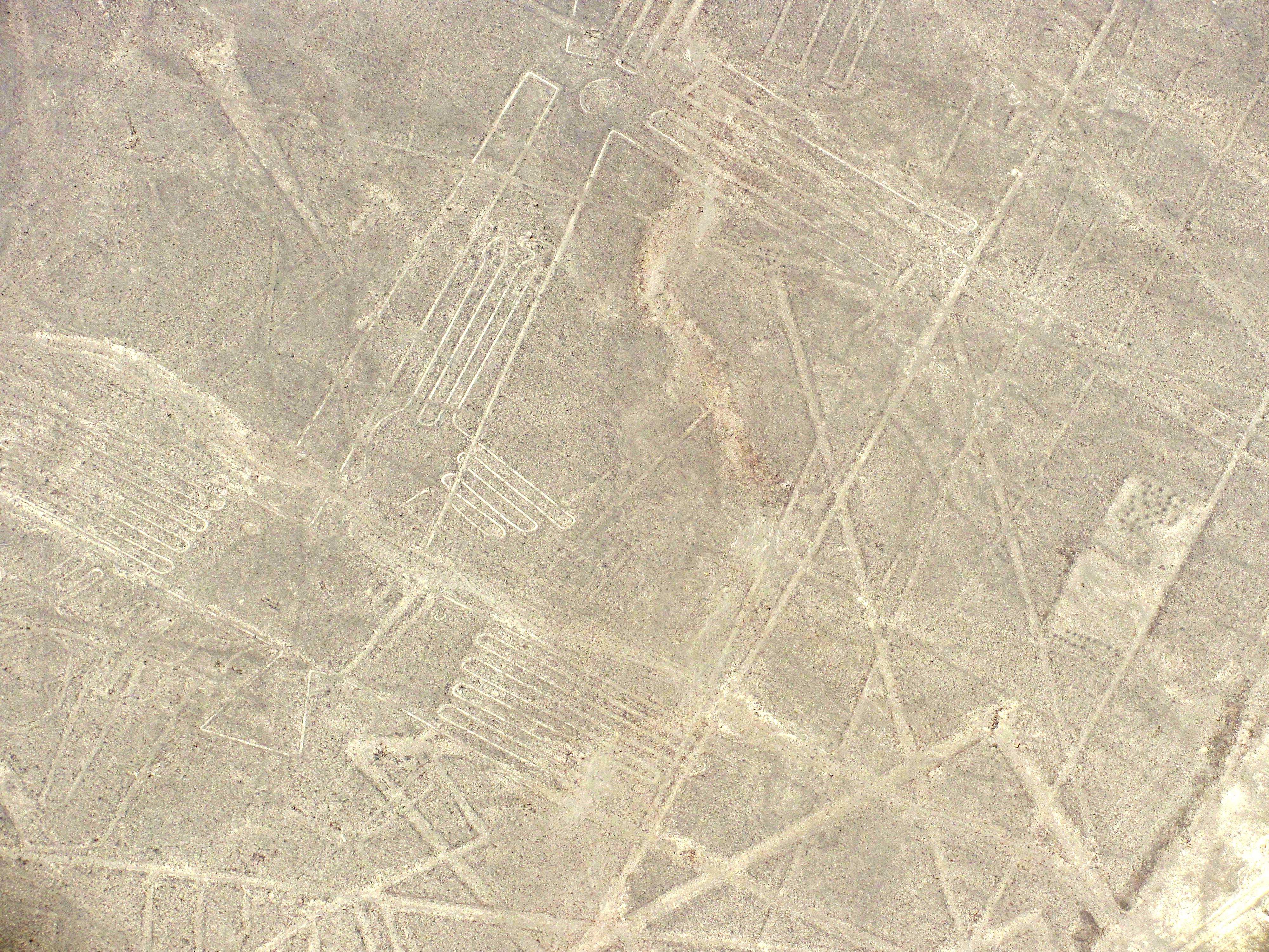 Géoglyphes de Nazca