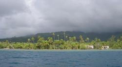 RAIATEA - Baie Faarao
