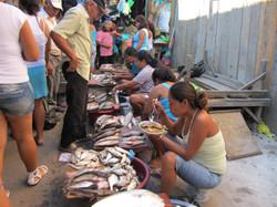 Iquitos, marché de Belen