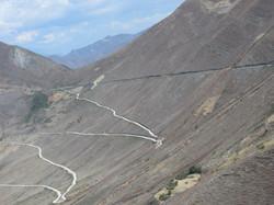 En route pour Cajamarca