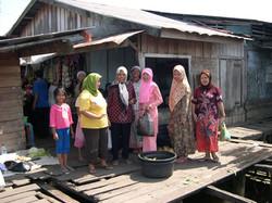Banjarmasin son marché