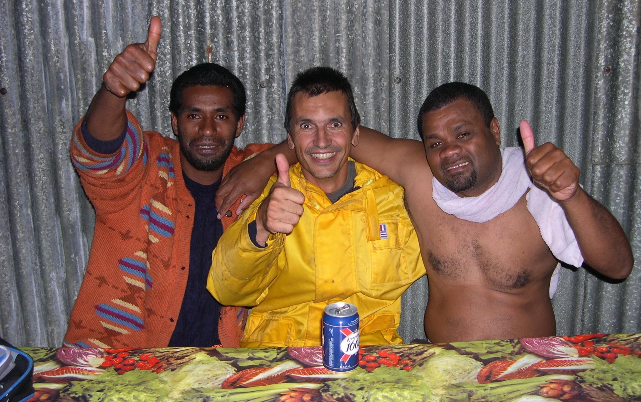 Samuel et ses amis