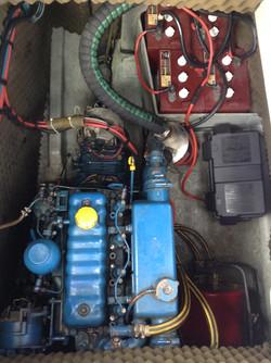 Shanti moteur