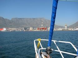 Cap Town - Table mountain