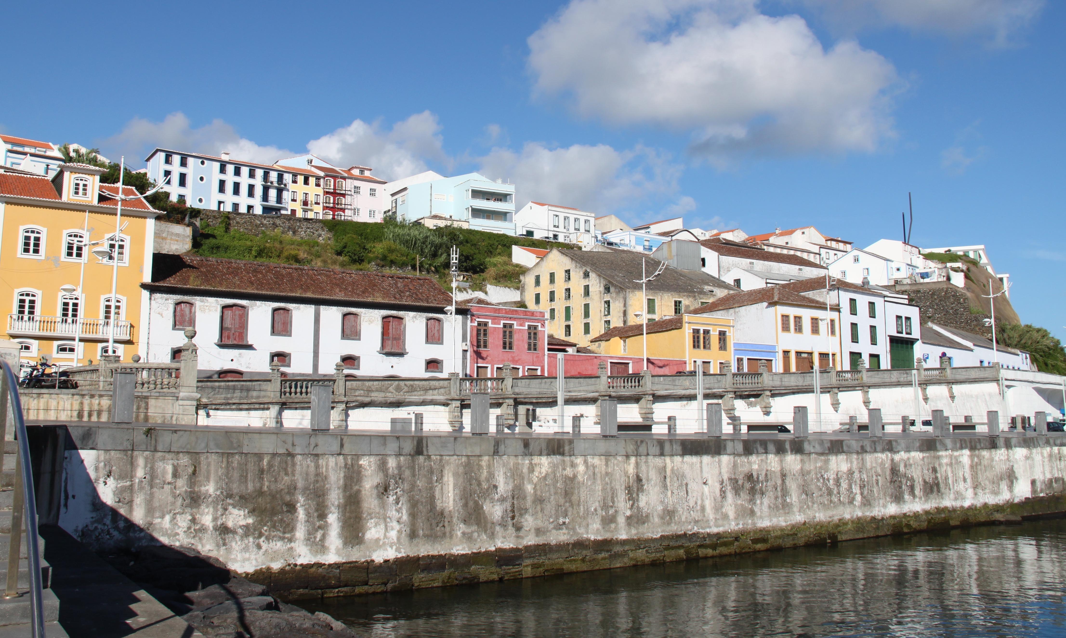 Angra de Heroismo, Terceira