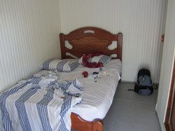Notre cabine
