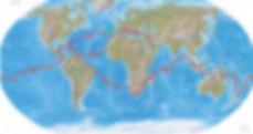 Carte recettes du monde