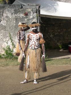 île des Pins - dances