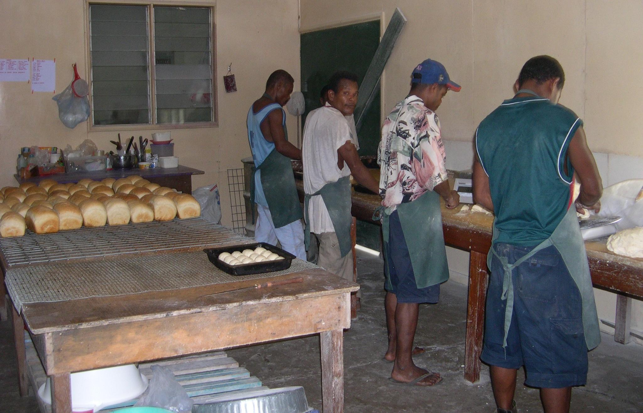 Missima, boulangerie