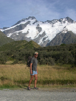 mont Cook's National Park