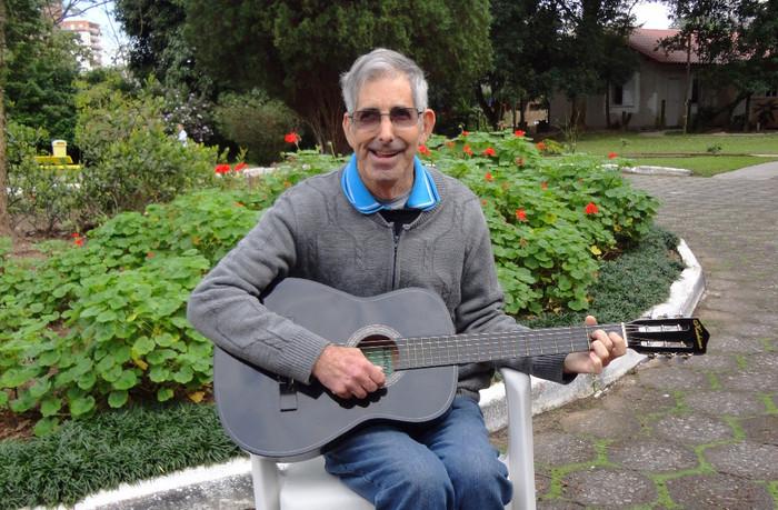 História de vida - Nelson Luiz dos Santos