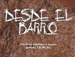 DESDE EL BARRO