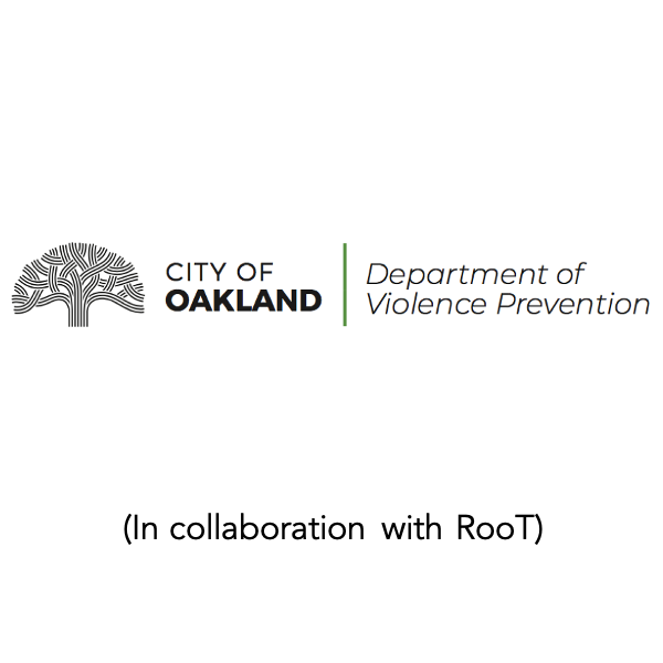 City Of Oakland   Department of Violence Prevention