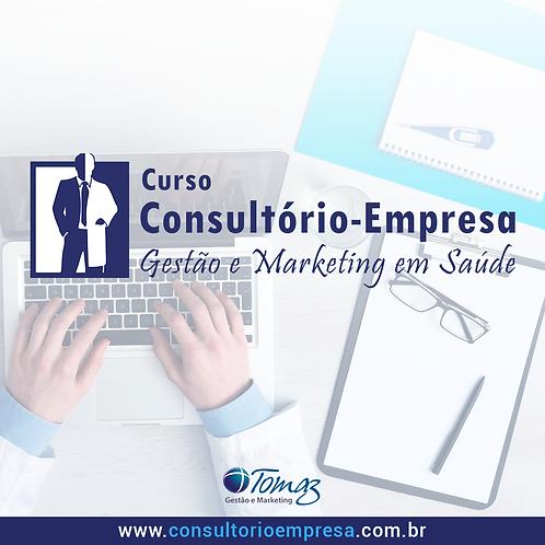 CURSO: Consultório-Empresa (SÃO PAULO/SP) - 29, 30 e 31 DE OUTUBRO