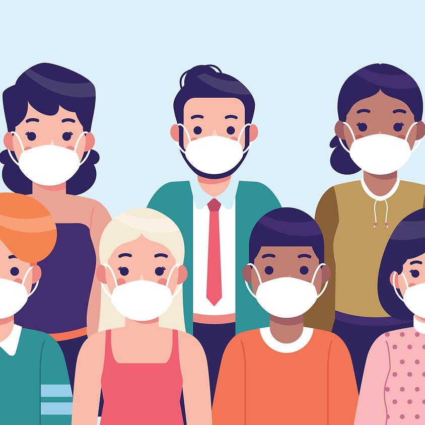 Grupo de apoio a famílias em tempo de pandemia