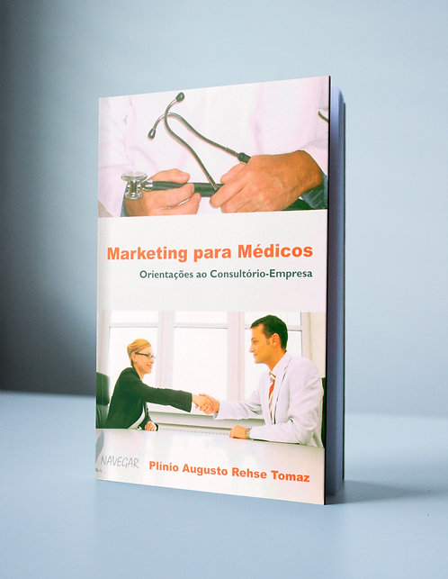 Livro: MARKETING PARA MÉDICOS