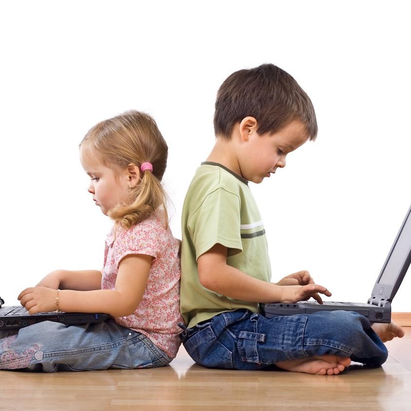 A influência das mídias digitais no desenvolvimento infantil