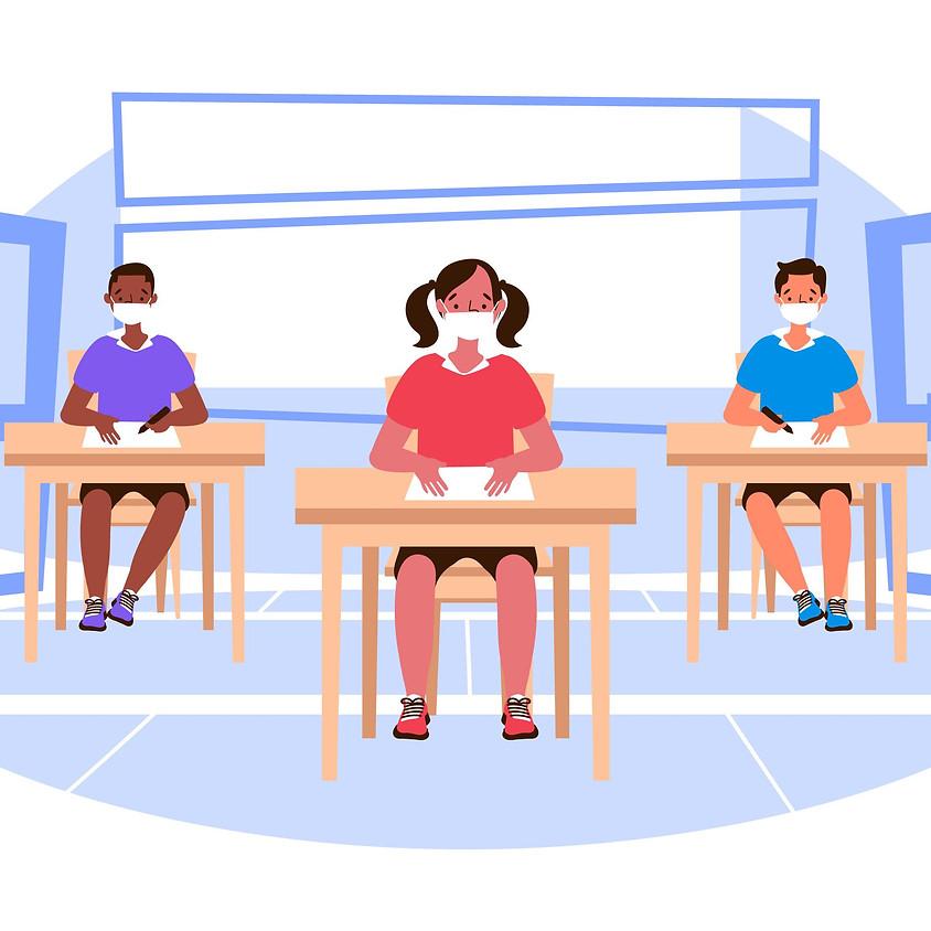 Palestra Online - Dialogando Sobre a Volta as Aulas