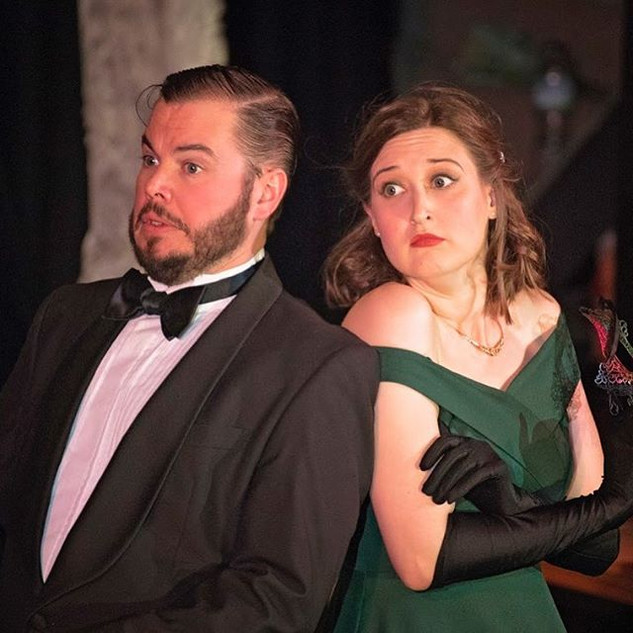 Beatrice - Much Ado About Nothing, Northern Opera Group