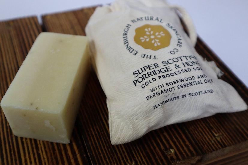 Scottish Porridge & Honey Soap