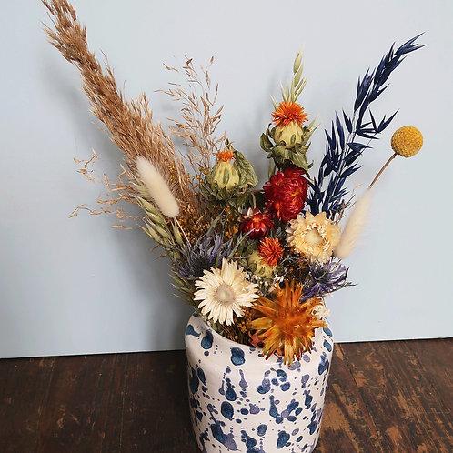 Colourful Ella Fletcher Vase Arrangement