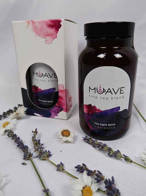 Muave Tea - The Agile Spirit