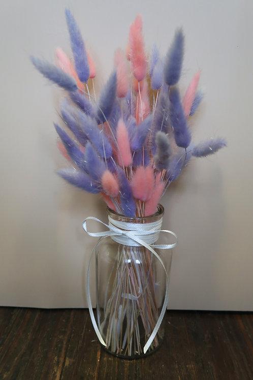 Purple & Pink Bunny Bottle
